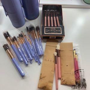 Luxie Makeup Brush Bundle New